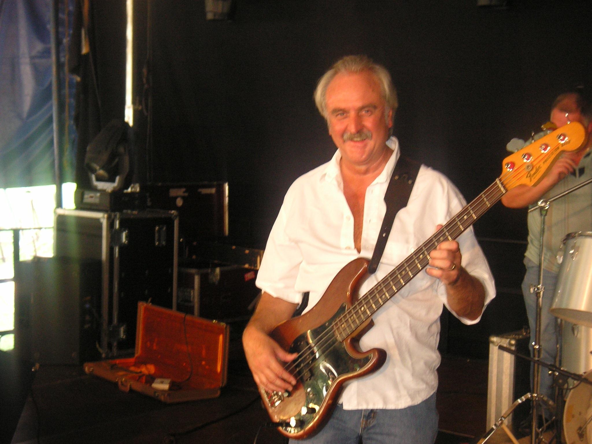 Martin mit Gitarre